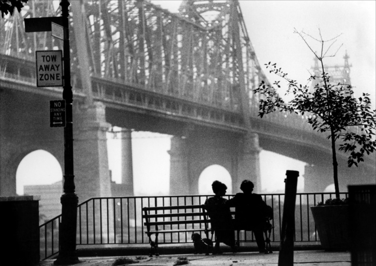 Woody Allen and Diane Keaton | Manhattan